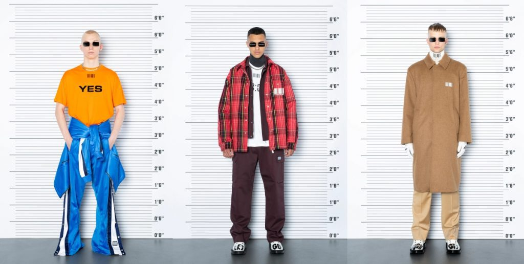 Vetements launches new brand 'VTMNTS' with a SS22 collection Vetements launches new brand 'VTMNTS' with a SS22 collection Vanity Teen 虚荣青年 Menswear & new faces magazine