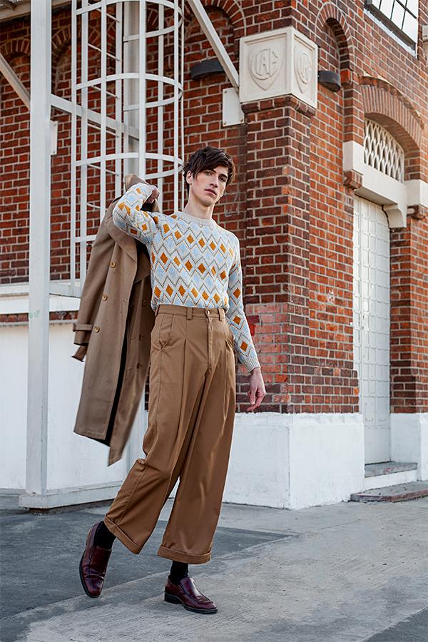 My Own City Walk by Gozz My Own City Walk by Gozz Vanity Teen 虚荣青年 Menswear & new faces magazine