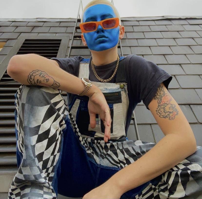 Sam Macer: this strange religious dichotomy in my head Sam Macer: this strange religious dichotomy in my head Vanity Teen 虚荣青年 Menswear & new faces magazine