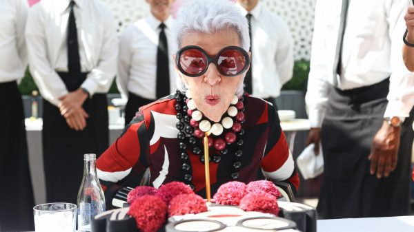 Iris Apfel celebrated her 100th birthday! Iris Apfel celebrated her 100th birthday! Vanity Teen 虚荣青年 Lifestyle & new faces magazine