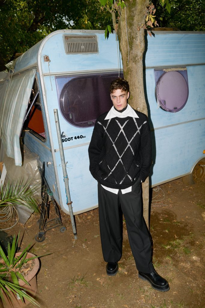 Lorenzo Zurzolo: the expectations were very high Lorenzo Zurzolo: the expectations were very high Vanity Teen 虚荣青年 Lifestyle & new faces magazine