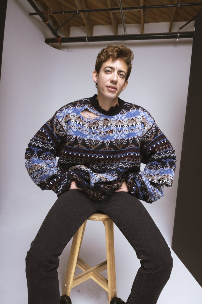 Kevin McHale: beyond lucky and grateful Kevin McHale: beyond lucky and grateful Vanity Teen 虚荣青年 Lifestyle & new faces magazine