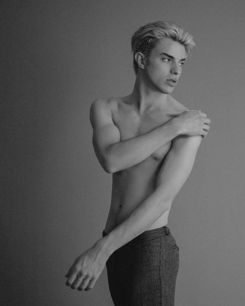 Nate Brunnerby Diego Bigolin Nate Brunnerby Diego Bigolin Vanity Teen 虚荣青年 Menswear & new faces magazine