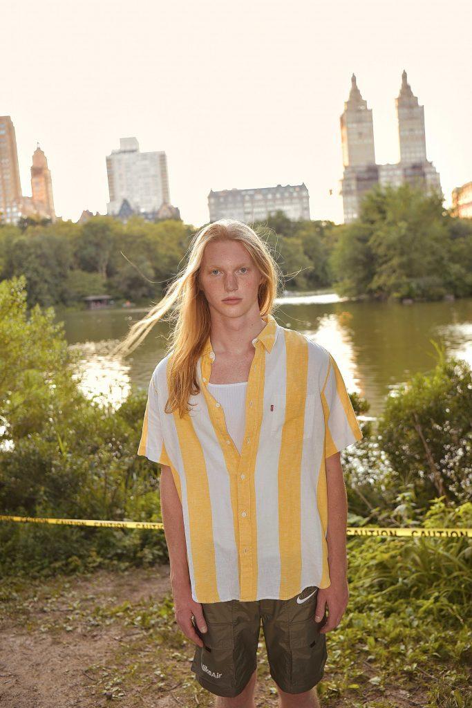 Central Park End Of Summer by Aviv Avramov Central Park End Of Summer by Aviv Avramov Vanity Teen 虚荣青年 Menswear & new faces magazine