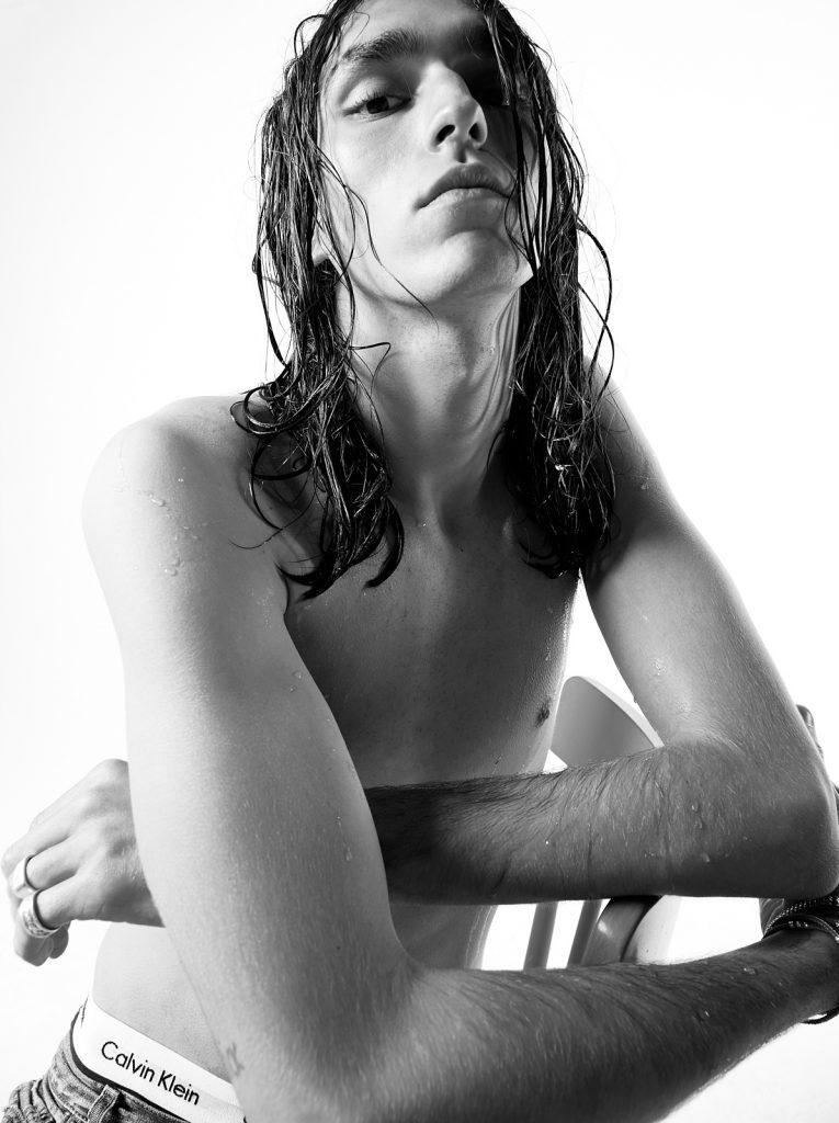 Theo by Vicente Mosto Theo by Vicente Mosto Vanity Teen 虚荣青年 Lifestyle & new faces magazine