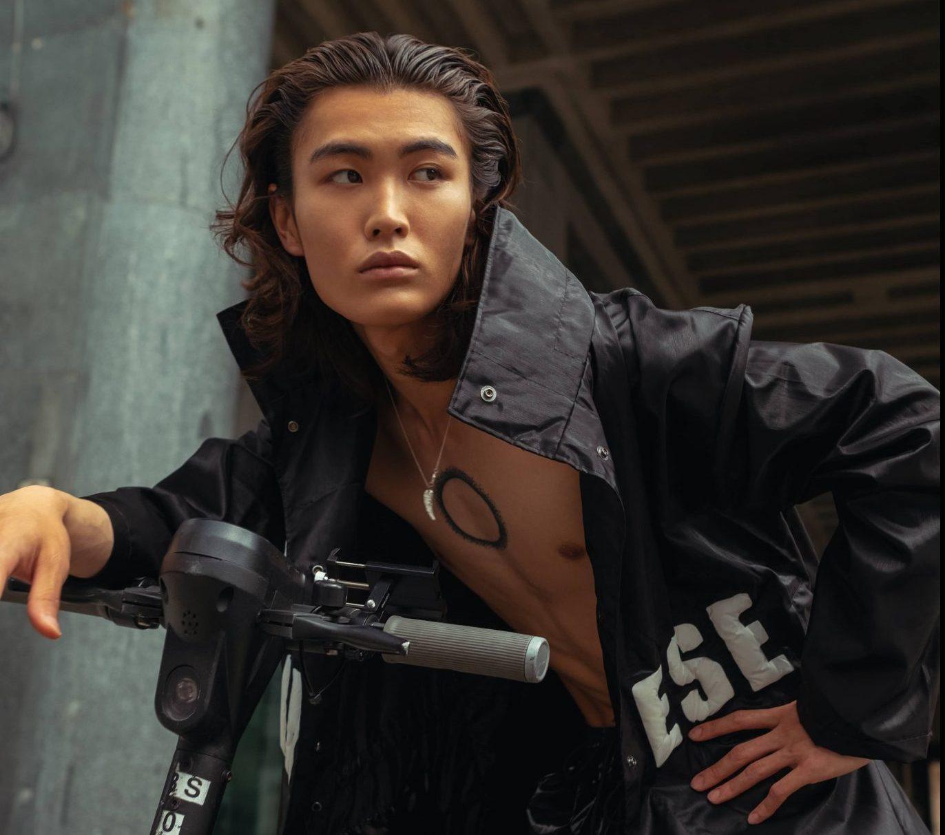Kazu by Alex Dani Kazu by Alex Dani Vanity Teen 虚荣青年 Lifestyle & new faces magazine