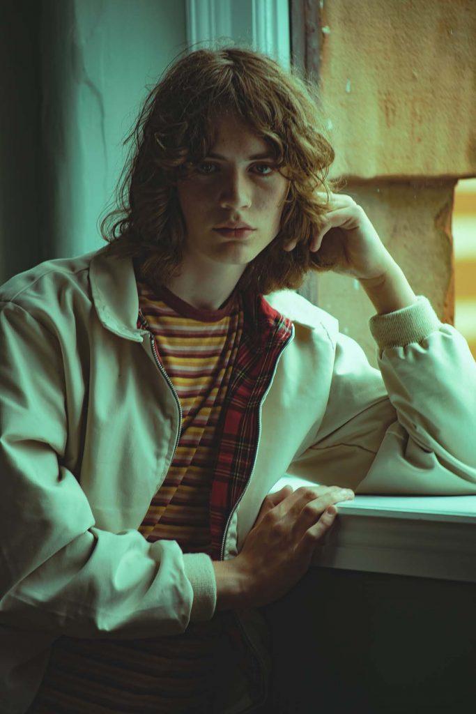 My Youthby Cesar Perin My Youthby Cesar Perin Vanity Teen 虚荣青年 Menswear & new faces magazine