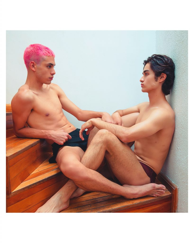 Mexican Tenderness by Jordan Ferreira Mexican Tenderness by Jordan Ferreira Vanity Teen 虚荣青年 Lifestyle & new faces magazine