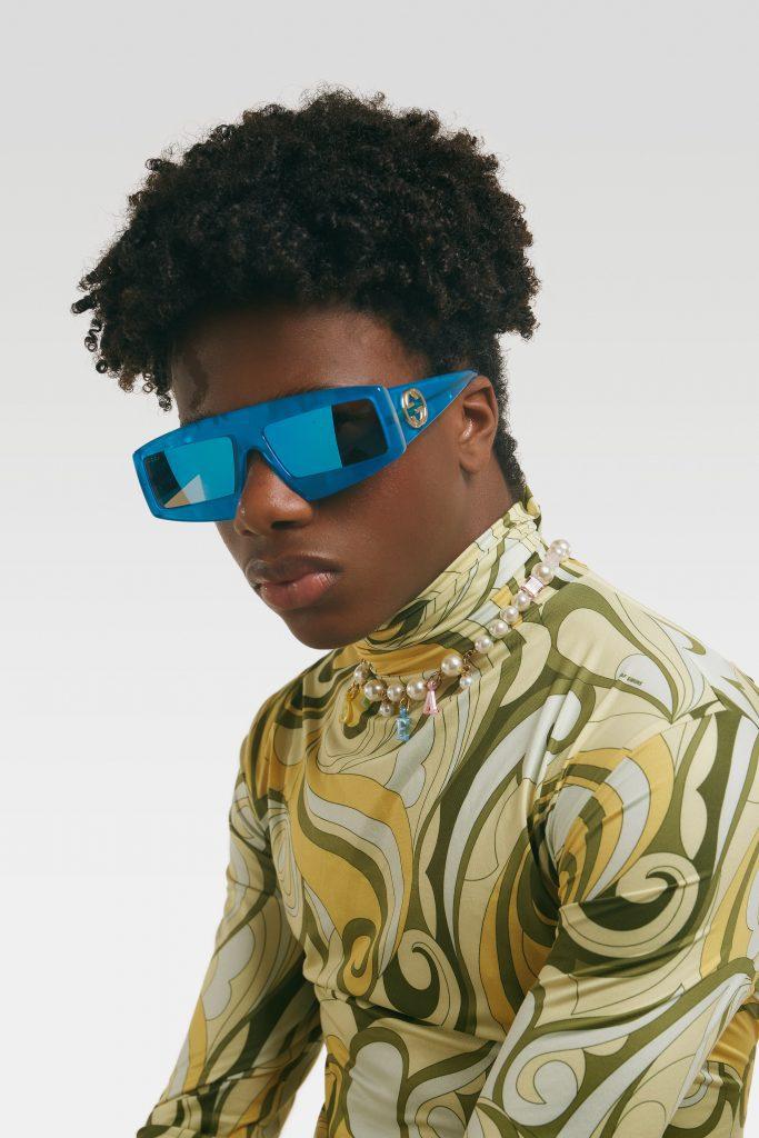 Sunglasses On Model. Mixed Technique. Circa 2021 by Pablo Mas Sunglasses On Model. Mixed Technique. Circa 2021 by Pablo Mas Vanity Teen 虚荣青年 Lifestyle & new faces magazine