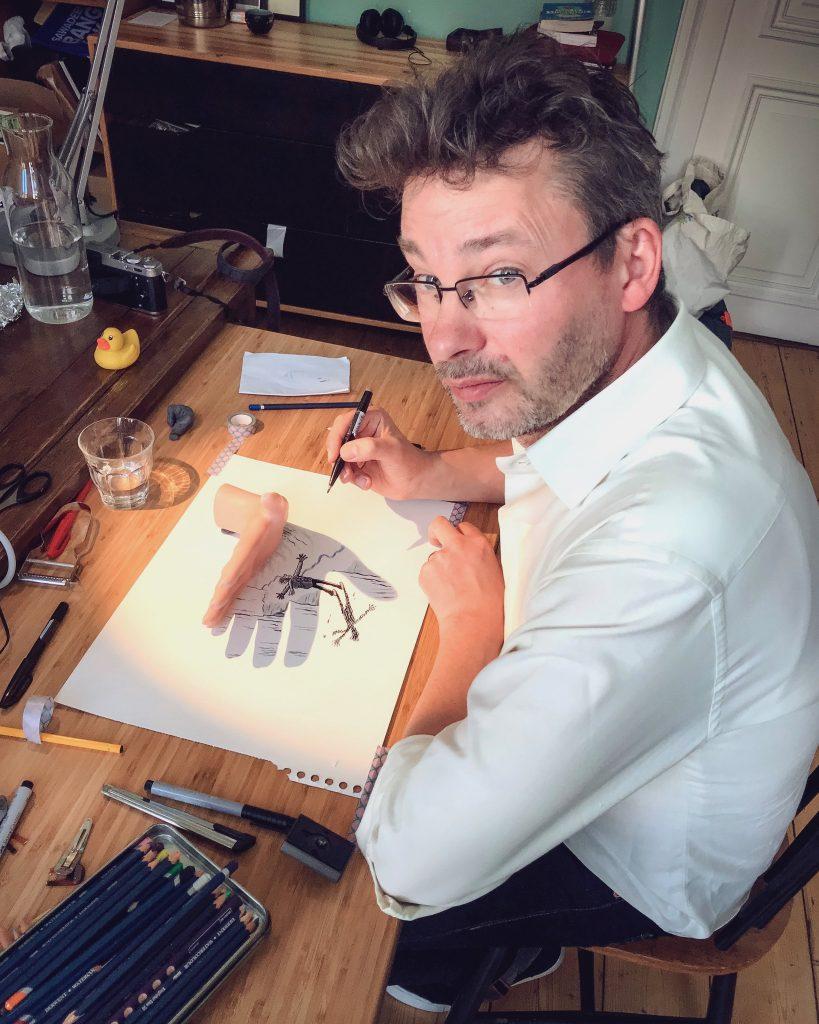 Vincent Bal: Shadowologist