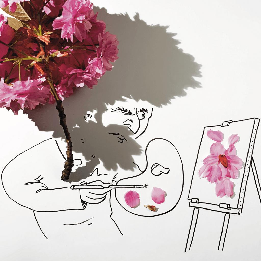 Vincent Bal: The Pink Painter